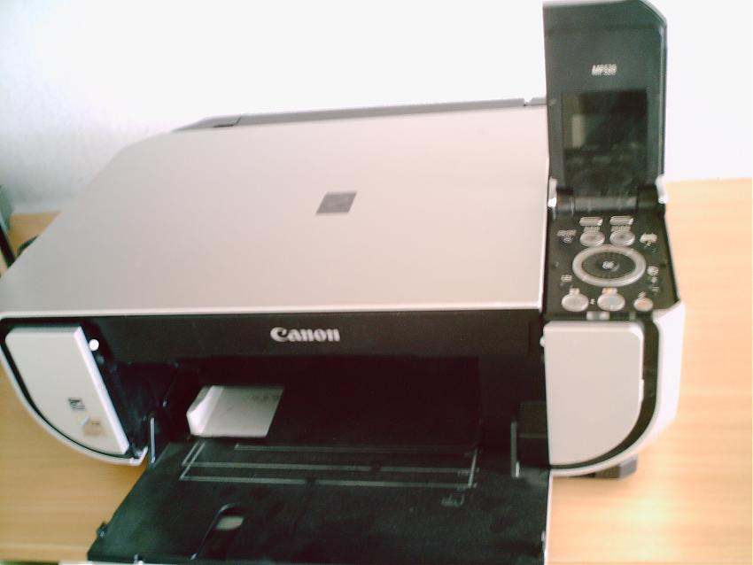 Canon mp520 драйвер сканера