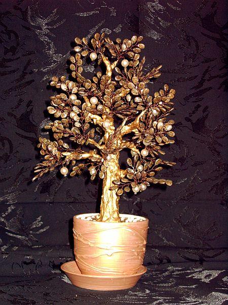 Форум Херсонской молодежи.  - Показать сообщение отдельно - Деревья из бисера - 3.