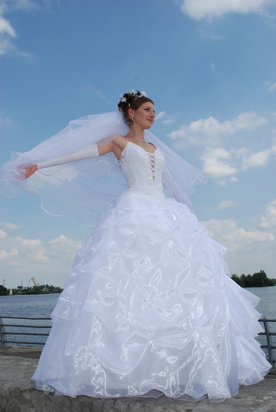 Прокат свадебных платьев в херсоне 2