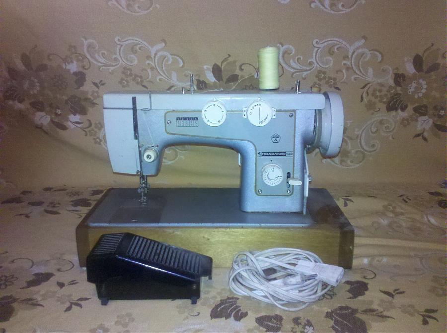 """Машина швейная """"Подольск 142""""с электро-приводом - Форум Херсона. Форум Херсонской молодежи."""