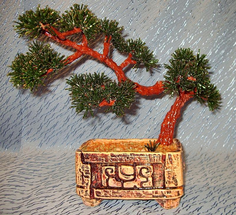 Форум Херсонской молодежи.  - Показать сообщение отдельно - Деревья из бисера - 4.