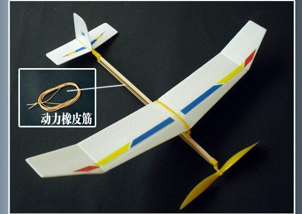 Самолеты с резиномотором своими руками