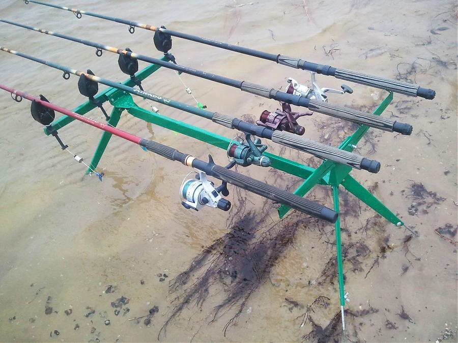 подставки на рыбалку своими руками