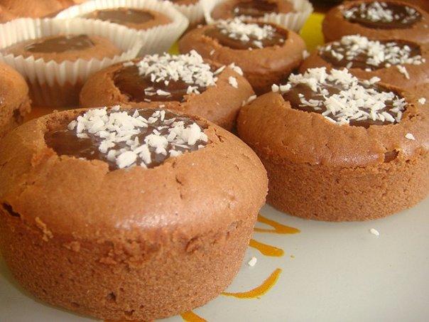 Шоколадный кекс. Простой, пошаговый рецепт с фото -Выпечка.