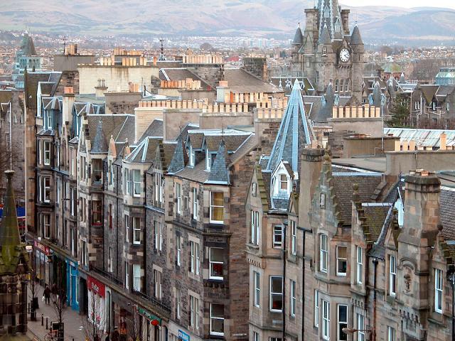 Edinburgh, Scotland, Vereinigtes Königreich - Garagu, Dein soziales Reise-Netzwerk
