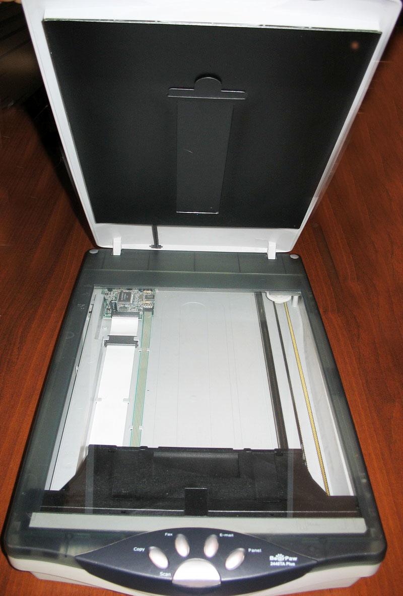 bearpaw драйвера сканер: