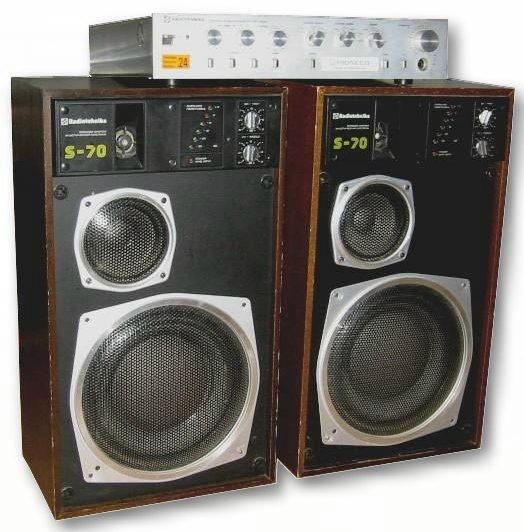 S-70 (35АС-213) Radiotehnika