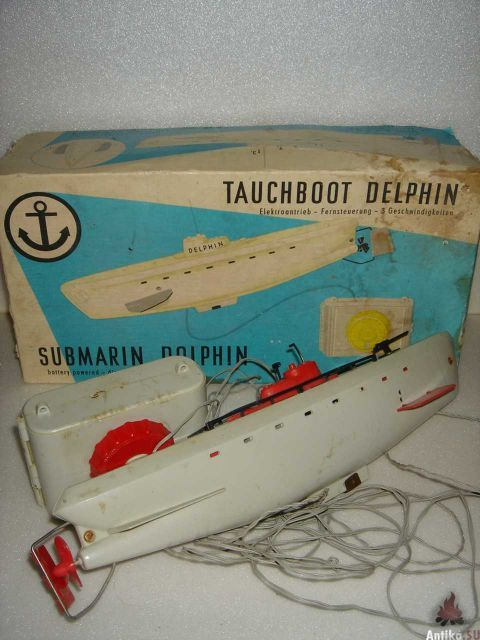 Форум Херсона. Форум Херсонской молодежи. - Показать сообщение отдельно - Подводная лодка на дистанционном управлении (СССР)