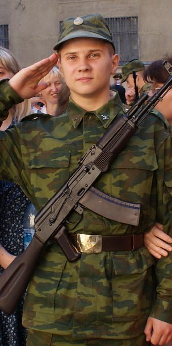 я солдат ты солдат: