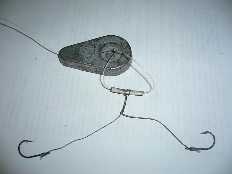 Макушница для ловли сазана